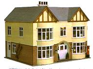 Жилой дом FAIRBANKS. Вид со стороны фасада