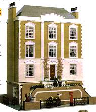 Особняк MONTGOMERY HALL. Вид со стороны фасада