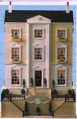 Вилла WENTWORTH COURT. Вид со стороны фасада